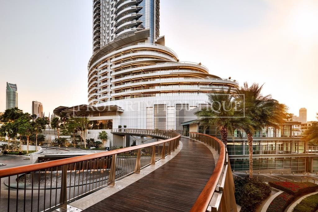 Burj and Fountain View | Fully Serviced - Image 16
