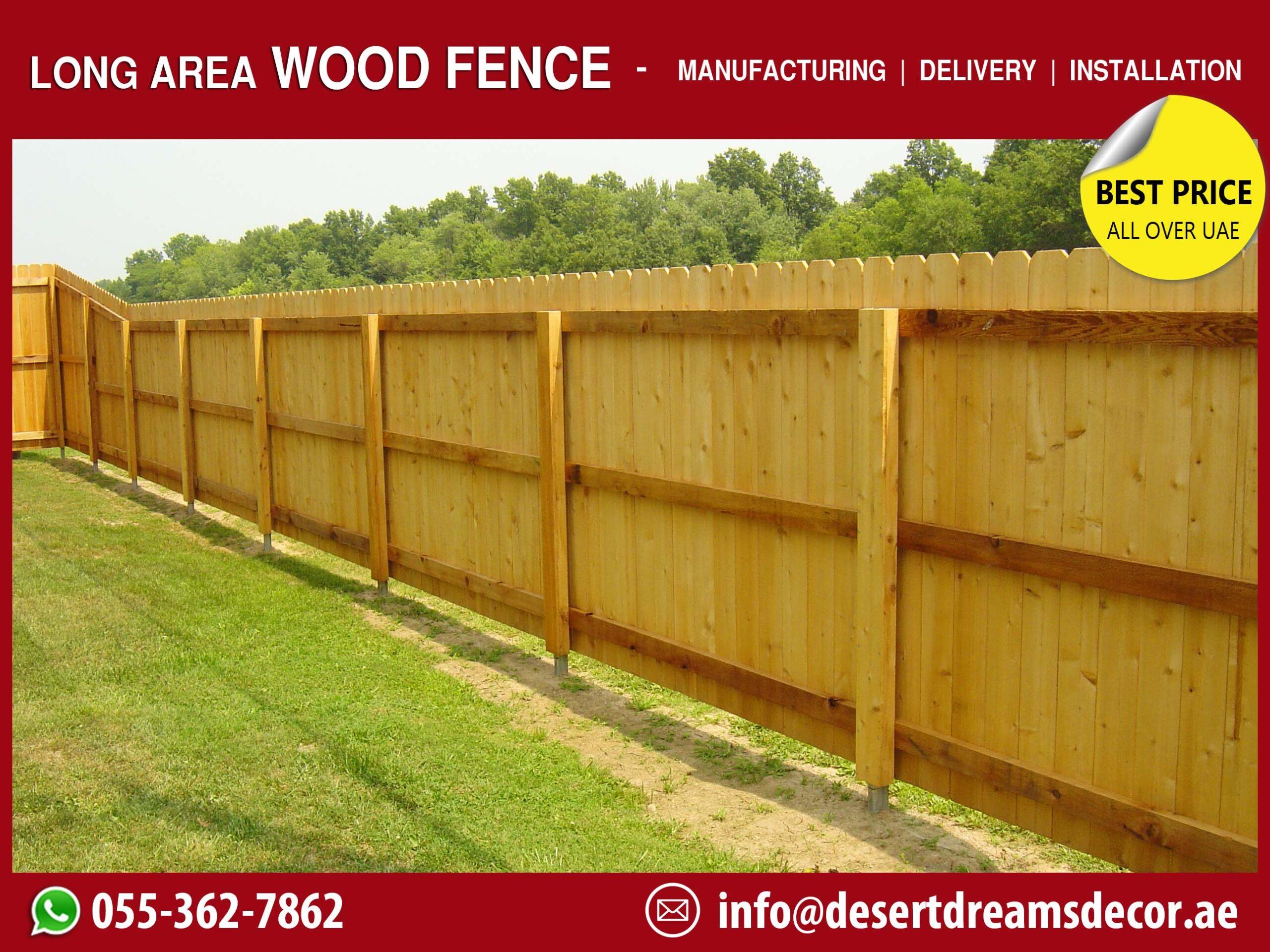 Long Area Wooden Fences in UAE.jpg