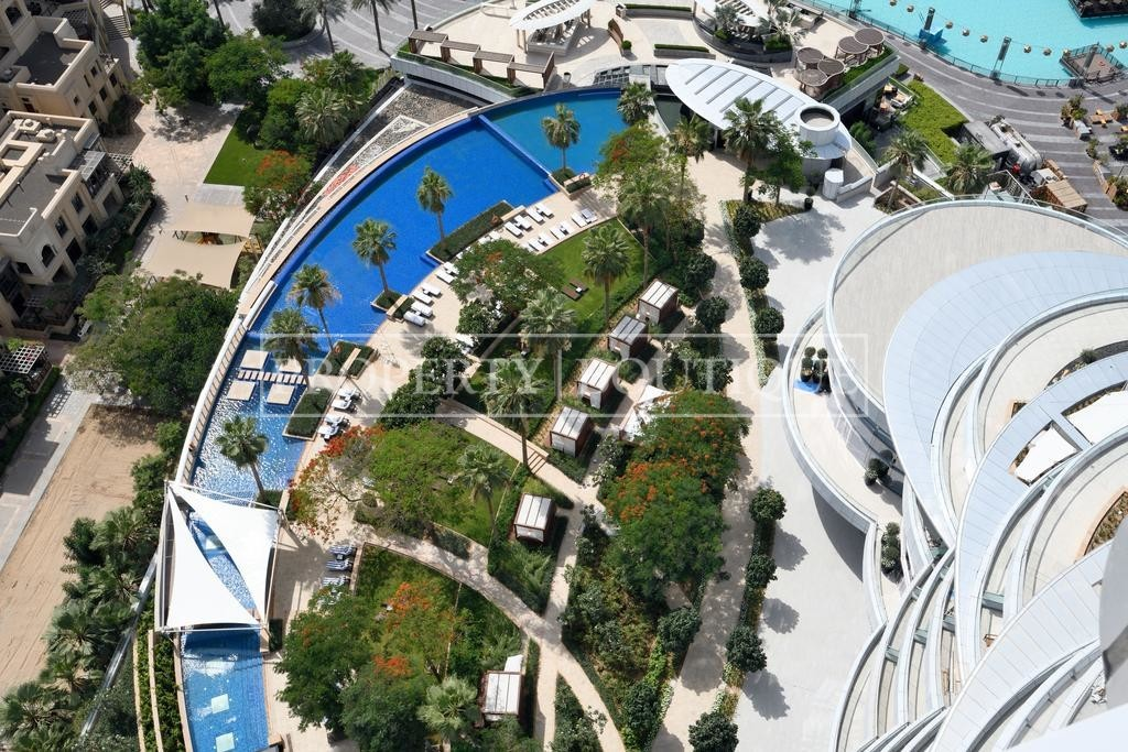 Burj and Fountain View | 1 Bedroom - Image 14