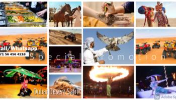 Desert Safari  Inclusions