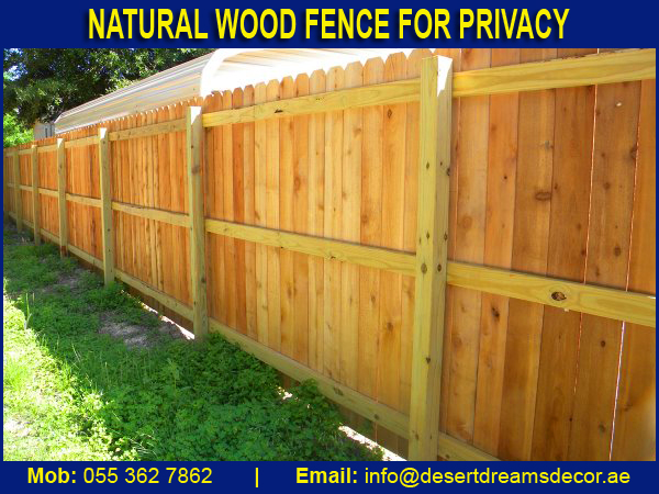 Natural Wood fences in UAE.jpg
