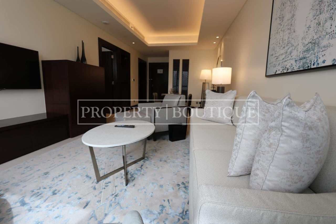 Burj and Fountain View | 1 Bedroom - Image 2