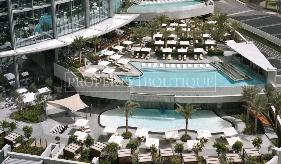 Best Price | Mid Floor | City Views | Address Blvd - Image 17