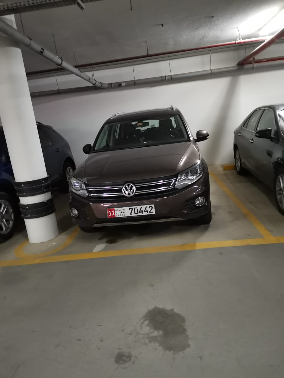 Volkswagen Tiguan 2012 excellent condition for Sale in Dubsai - Image 1