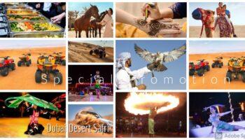 Dubai Desert Safari Limited Time offer