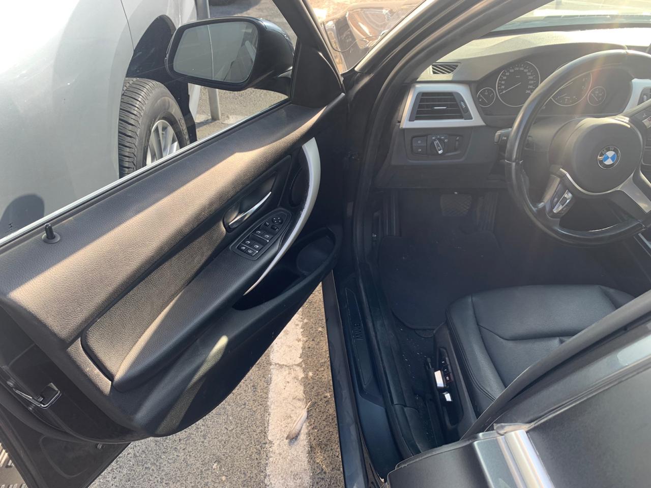 BMW 318i Metal Grey in Dubai - Image 8