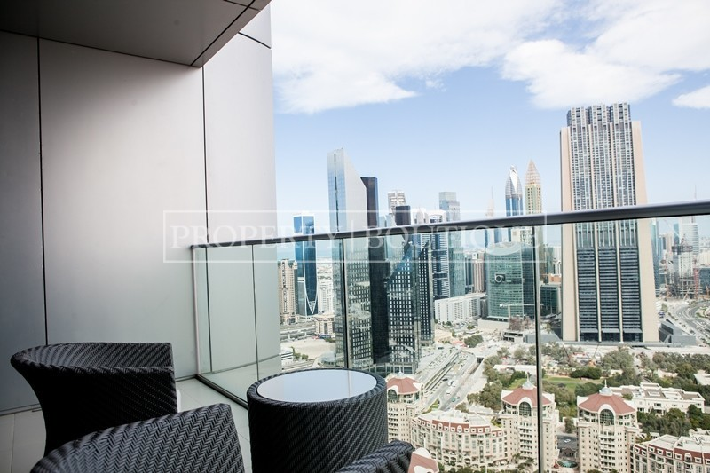 Best Price | Mid Floor | City Views | Address Blvd - Image 9