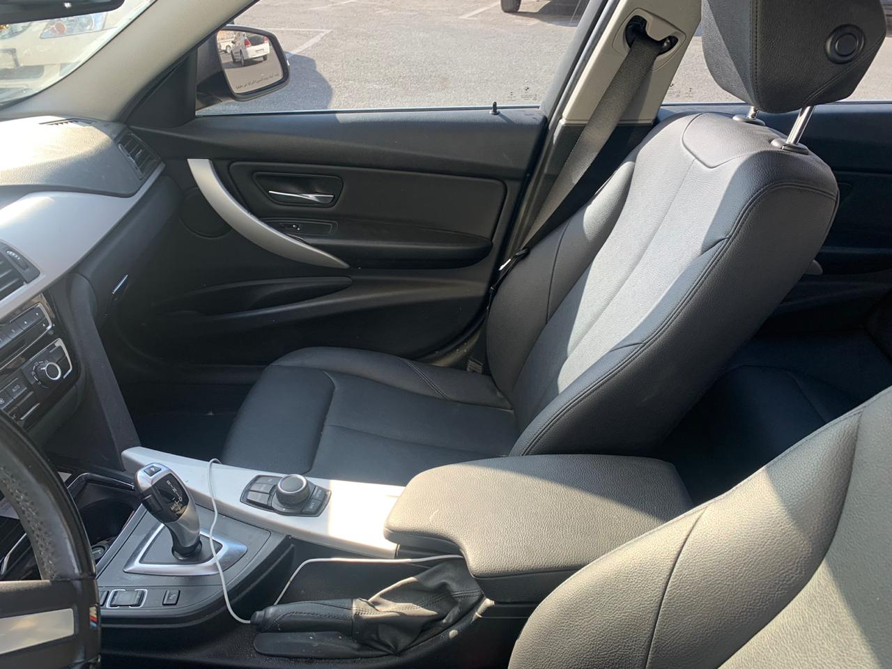 BMW 318i Metal Grey in Dubai - Image 9