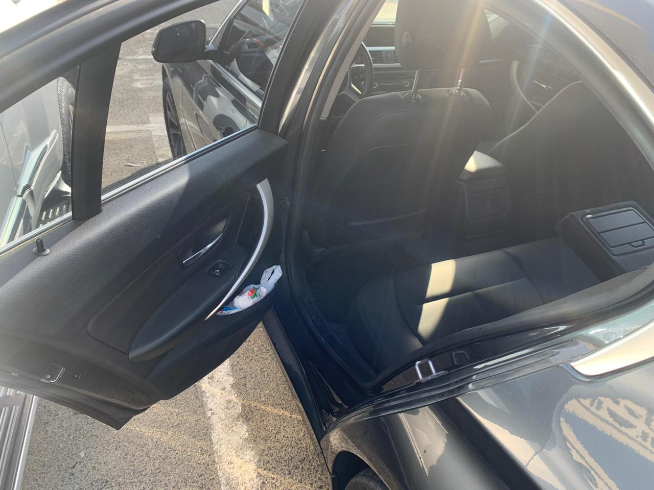 BMW 318i Metal Grey in Dubai - Image 5