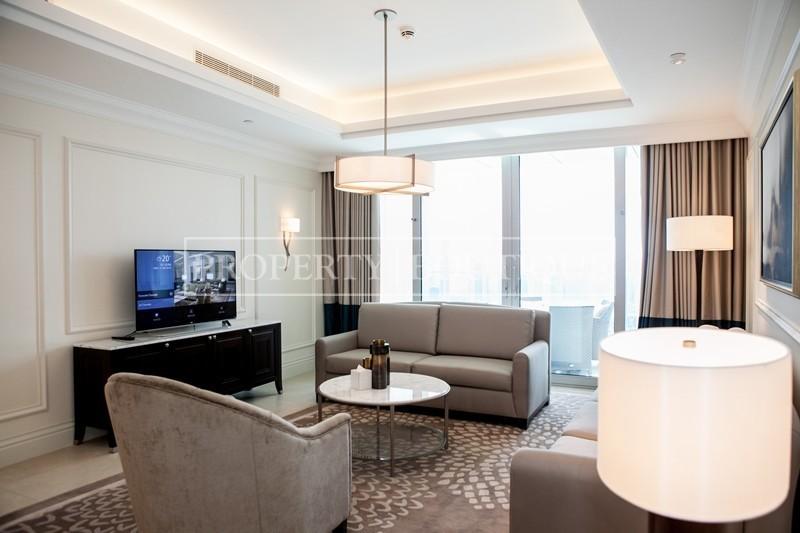Fully Furnished 2 Bedroom | Address Blvd - Image 2