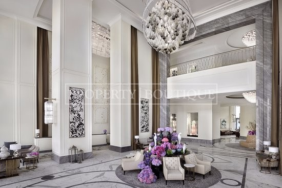 Mid Floor | Burj and Partial Fountain view - Image 11