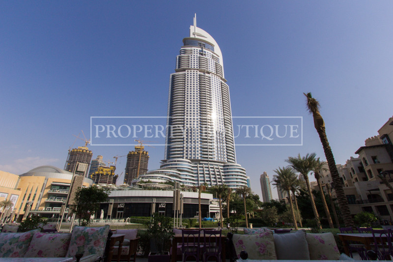 Burj and Fountain View | Fully Serviced - Image 18