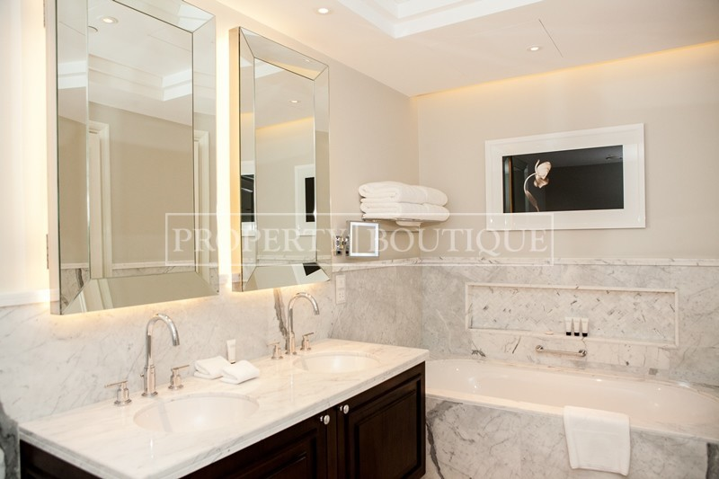 Exceptional views | 2 Bed | Address Blvd - Image 9