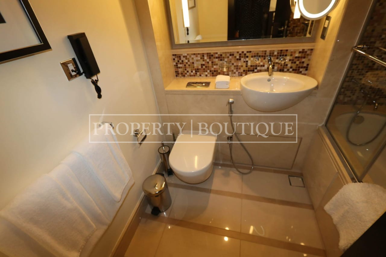 Meydan and Canal Views | Vacant | Serviced 1 Bed - Image 7