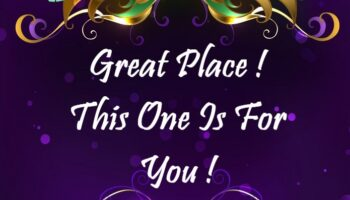 1 Great Place !  This One Is For You !.jpg