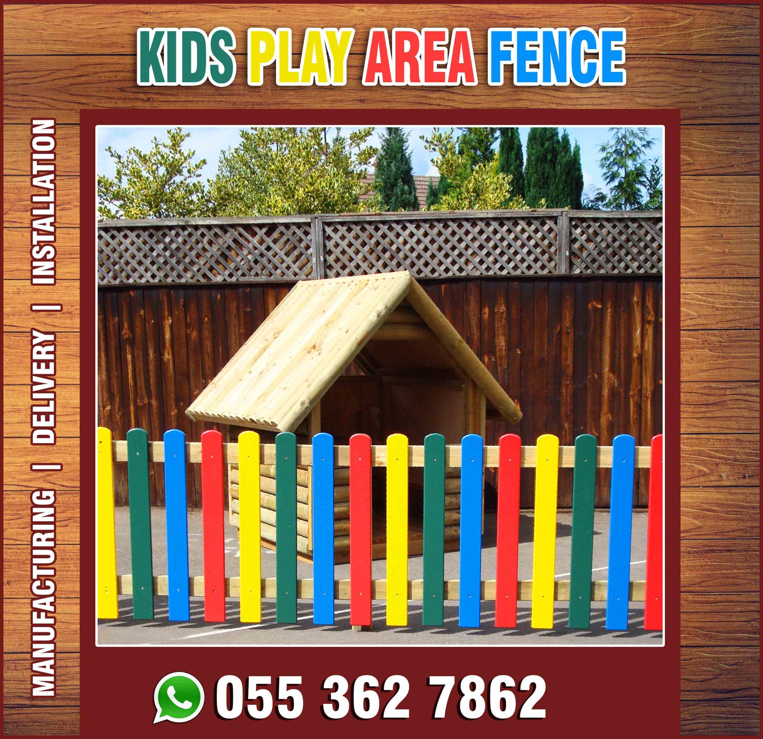 Kids Play Area Fences in Abu Dhabi, Al AIn, UAE.jpg
