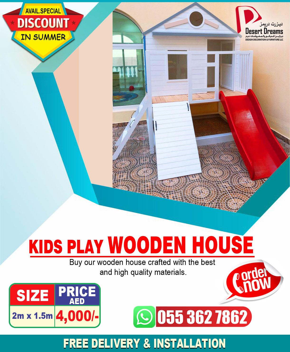 Kids Play Wooden House Suppliers n UAE-1.jpg