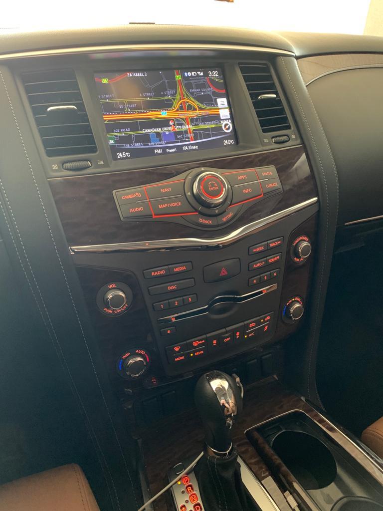 Nissan petrol platinum 2019 - Image 3