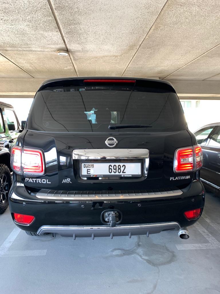 Nissan petrol platinum 2019 - Image 1