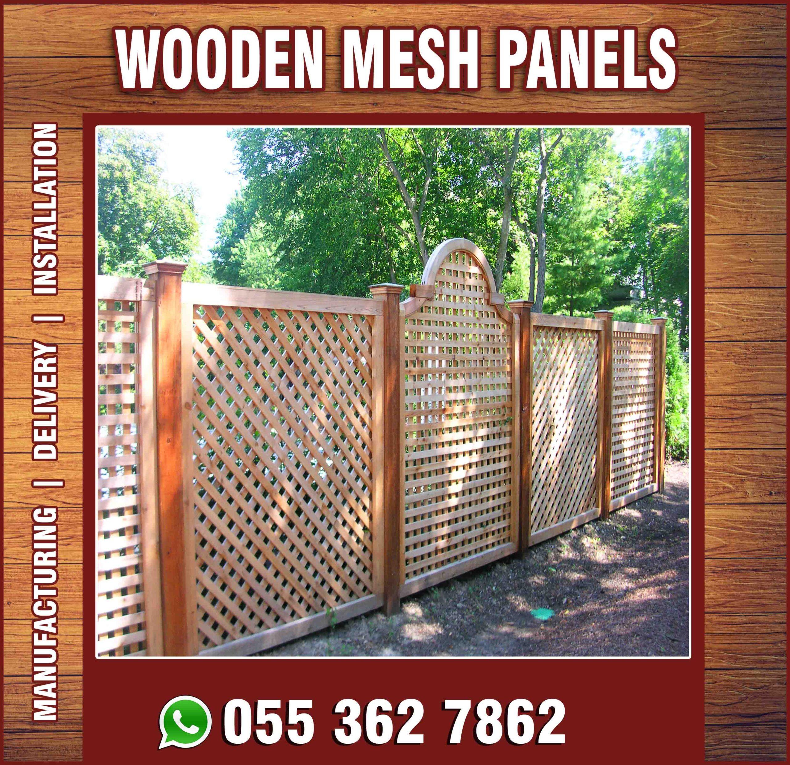 Wooden Mesh Panels in UAE.jpg