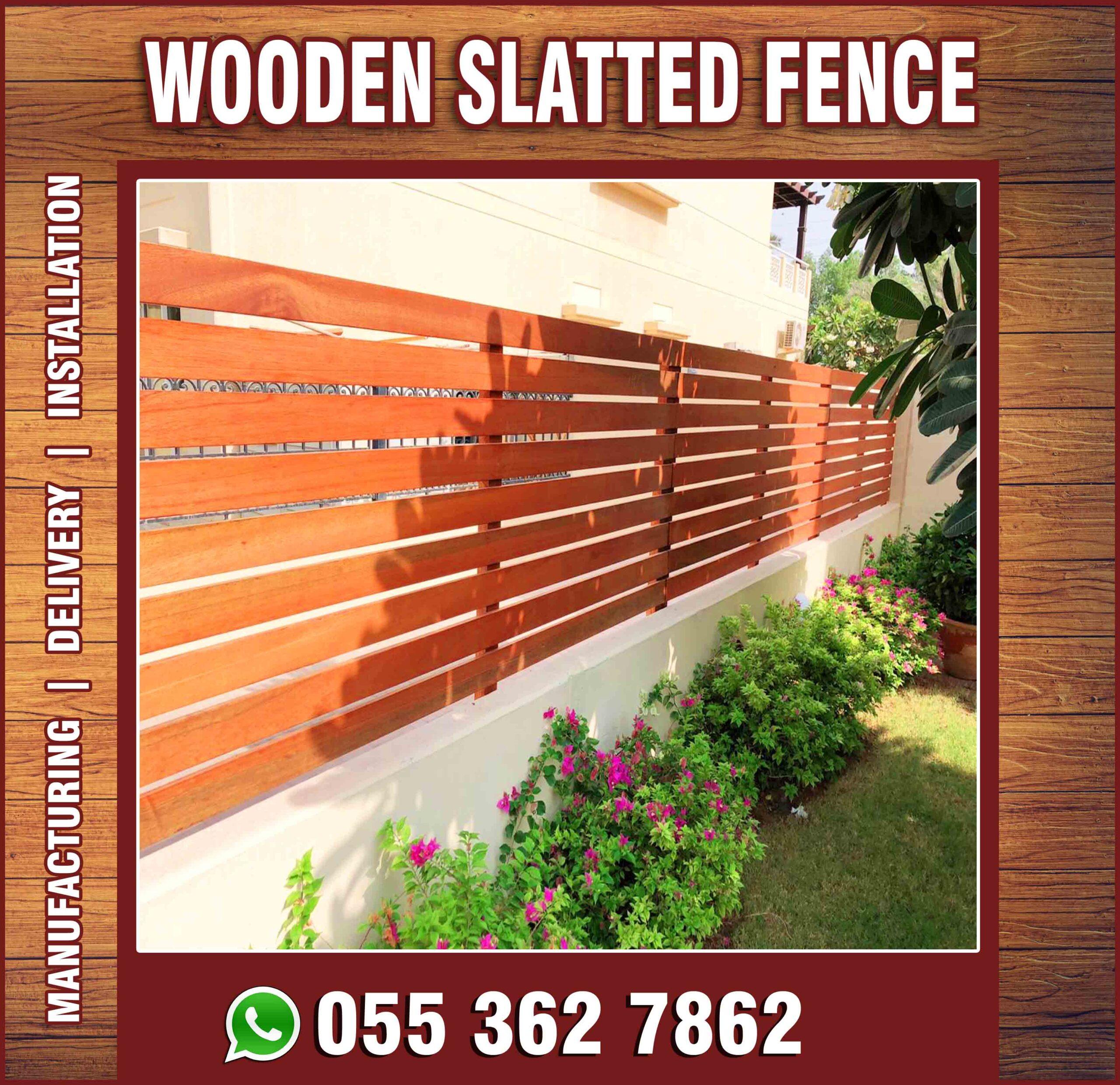Wooden Slatted Fences in UAE.jpg