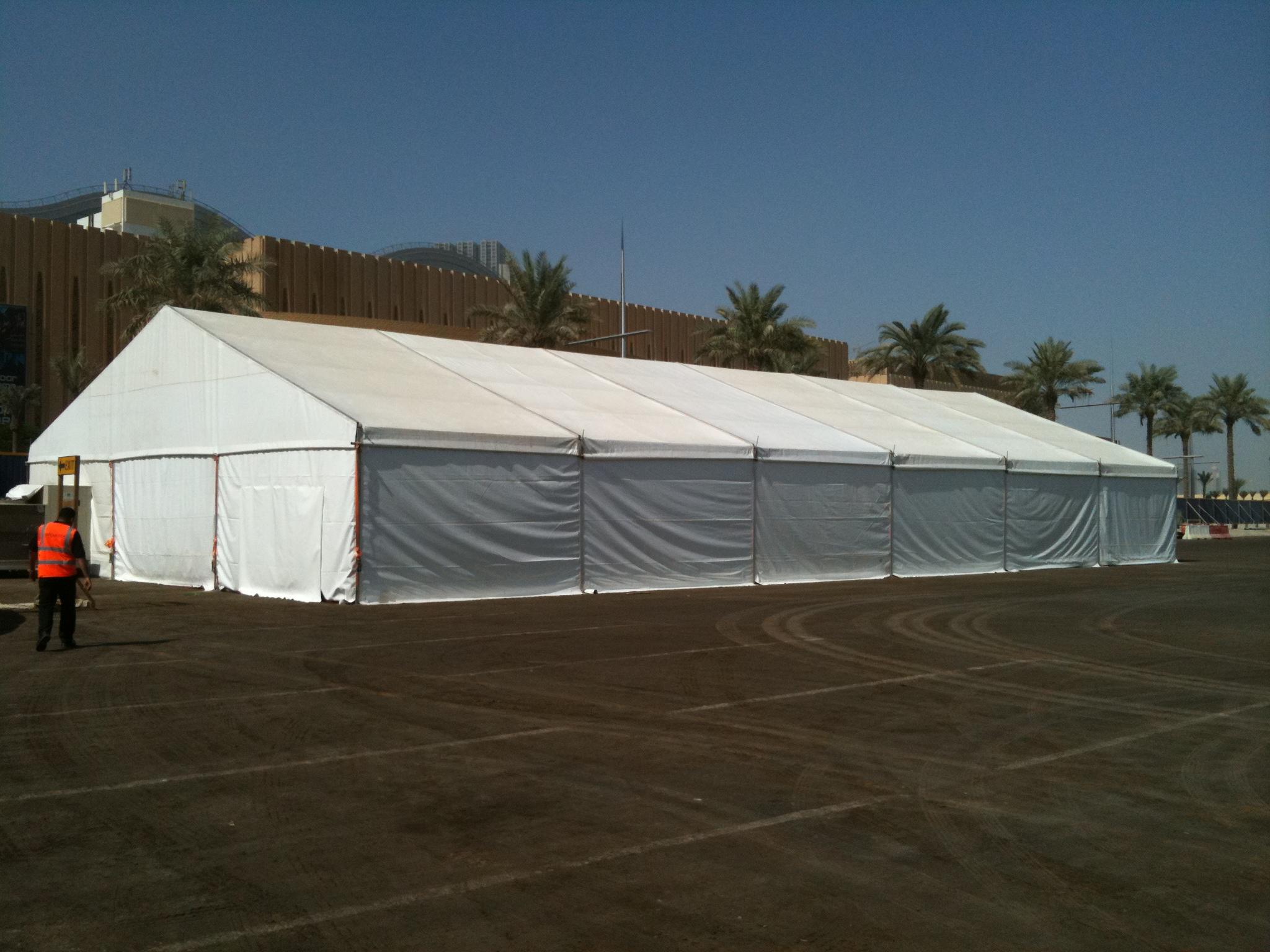 Labor Rest Tents Rental