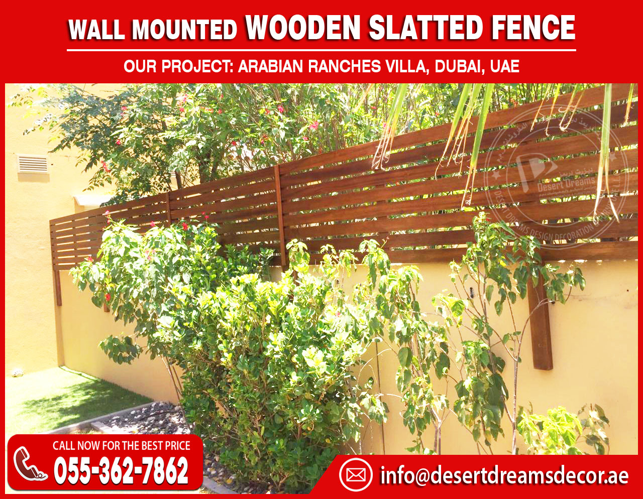Wall Mounted Wooden Slatted Fences in UAE.jpg