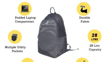 Mike Laptop Casual Bag