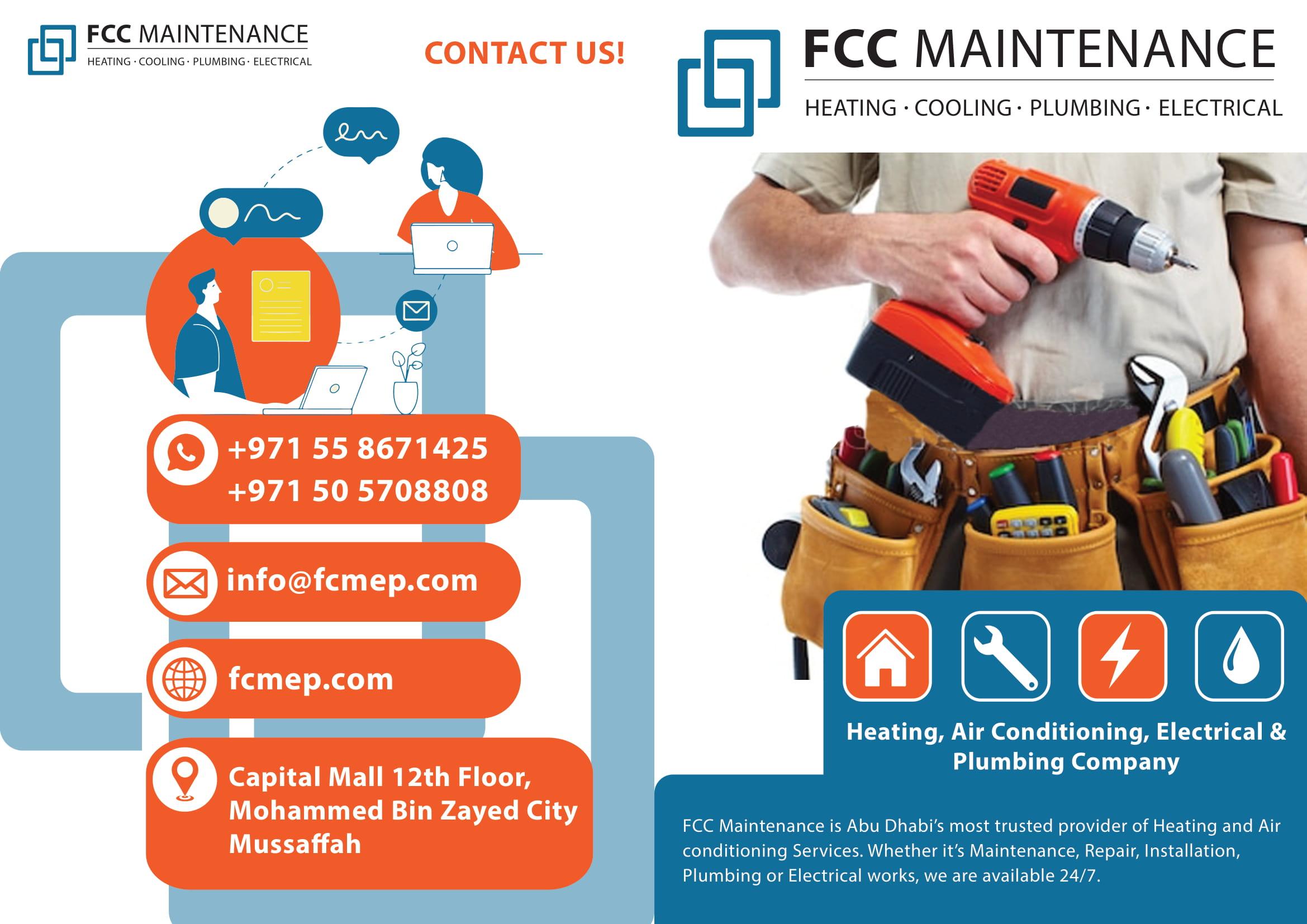 FCC Maintenance Services