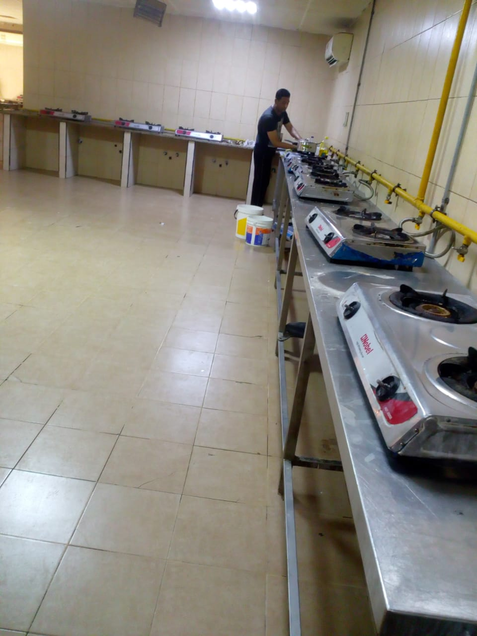 Labour Camp for Rent in Jebel Ali Price: 275/ person +971563222319  Brand new Labour Camp for rent. Building is G+3 located in Jebel Ali  Location: Jebel Ali Industrial Area 1 Total Room: 106 Rooms Total capacity : 800 persons Pricce: 275/ person  Mobile + Whatsapp: +971563222319 Email: bilaldxb34@gmail.com Agents please excuse  We offers full additional real estate services including residential, commercial, investment opportunities, sales and re-sales of properties.