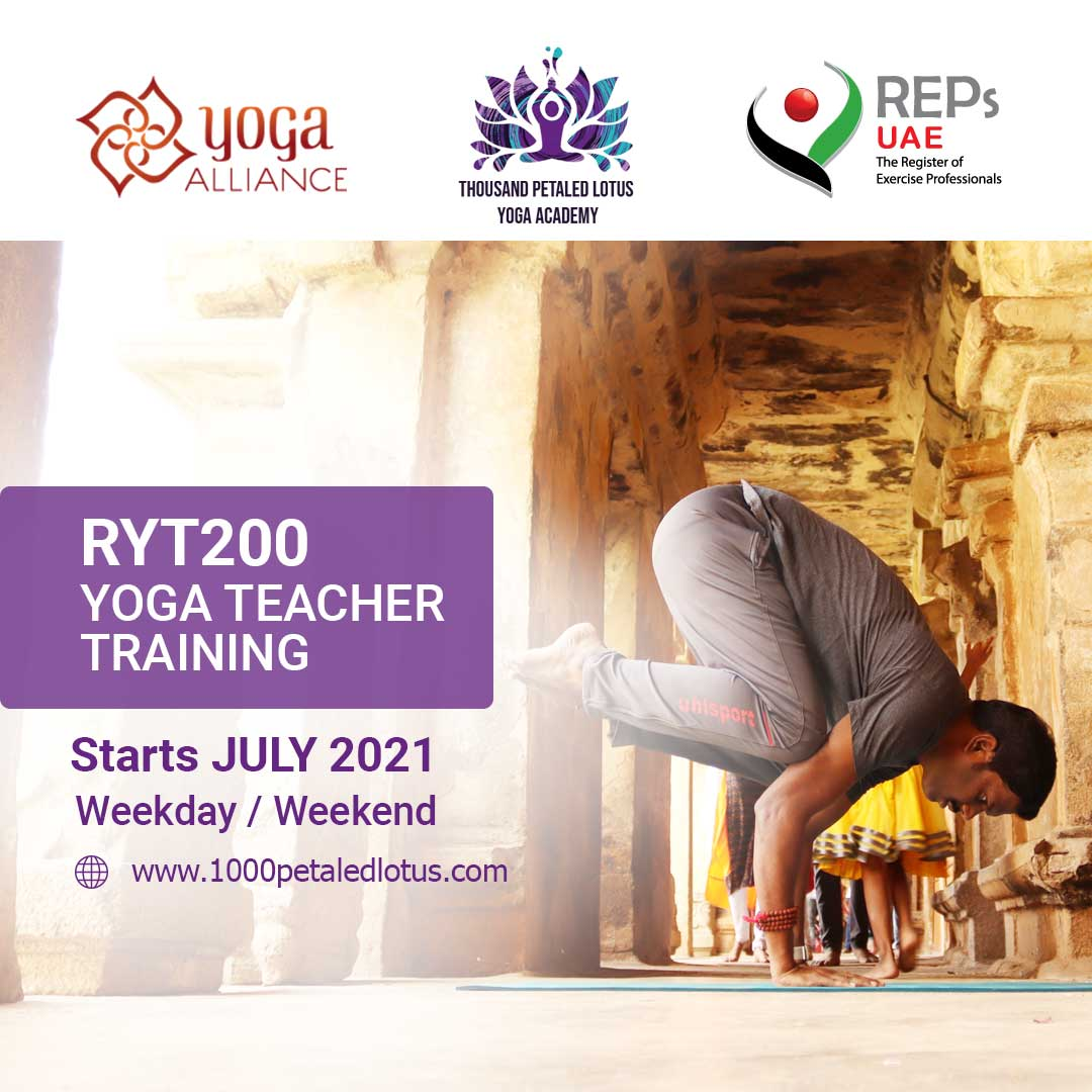 Yoga teacher Training in Dubai,