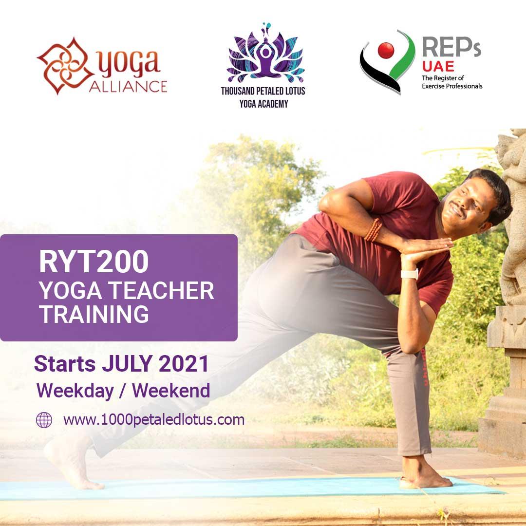 Yoga Couse in Dubai