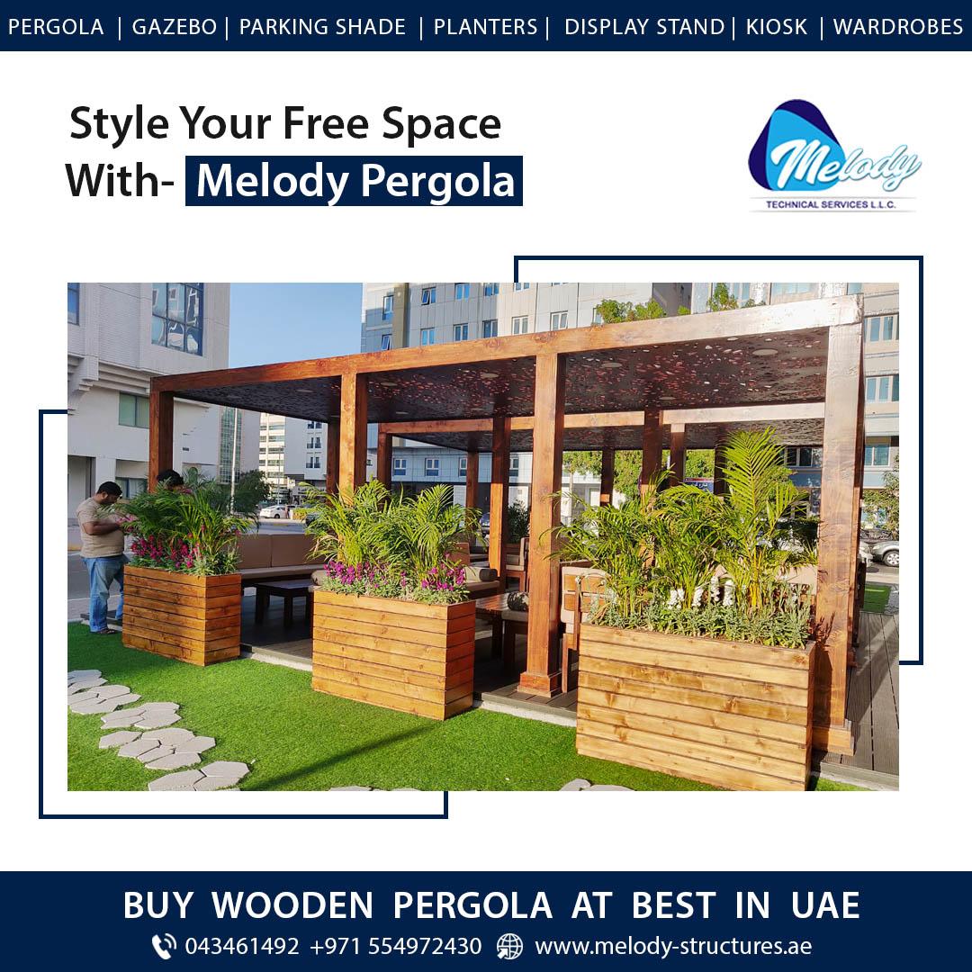 Pergola Suppliers in Jumeirah,  Wooden pergola  Pergola in Jumeirah Park-49.jpg